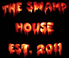 The Swamp House [orange foam] (2012)